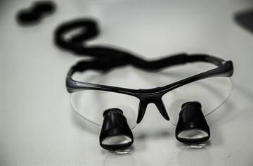 Микрохирургические очки для операции Мармара